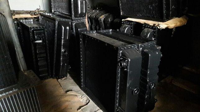 купить радиатор охлаждения КРАЗ