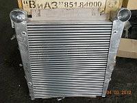 охладитель наддувочного воздуха КРАЗ