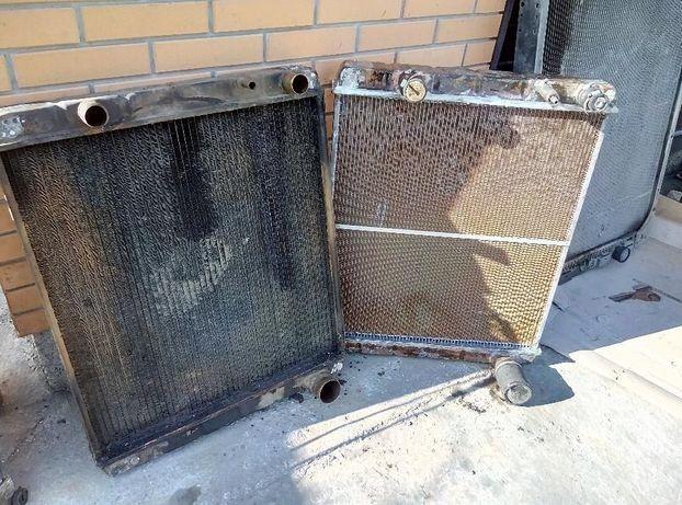 радиатор для маз 5440